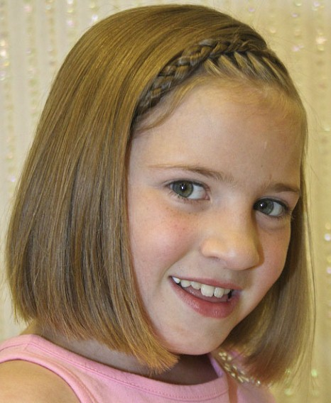 20 Cute Short Haircuts For Little Girls