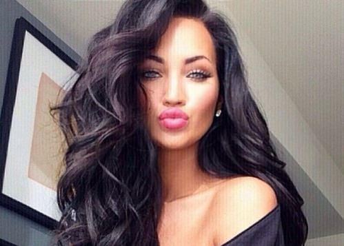 20 Pretty Black Curly Hairstyles