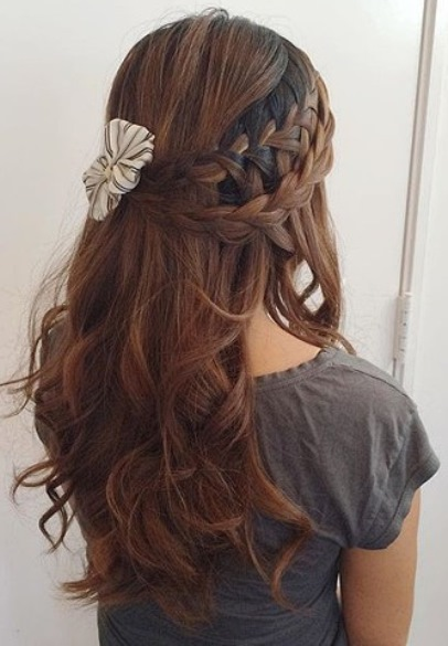 20 Fall Hairstyles For Medium And Long Hair